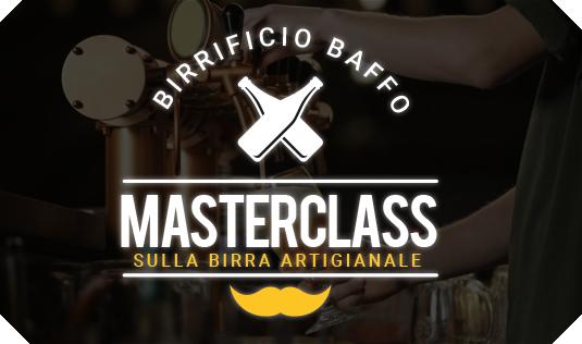Masterclass sulla Birra Artigianale